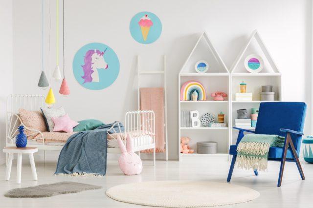 Ruime Lichte Babykamer : Een zolder inrichten als kinderkamer: 10 tips ik woon fijn