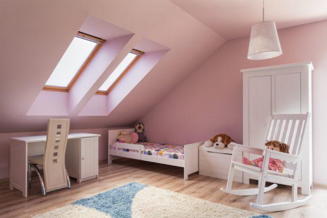 Kinderkamers Op Zolder : Een zolder inrichten als kinderkamer: 10 tips ik woon fijn