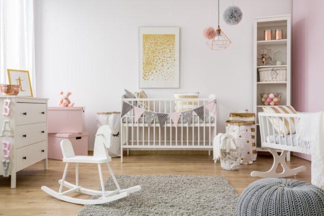 Witte Babykamer Inrichten : Babykamer inrichten met een klein budget zo kan het ik woon fijn