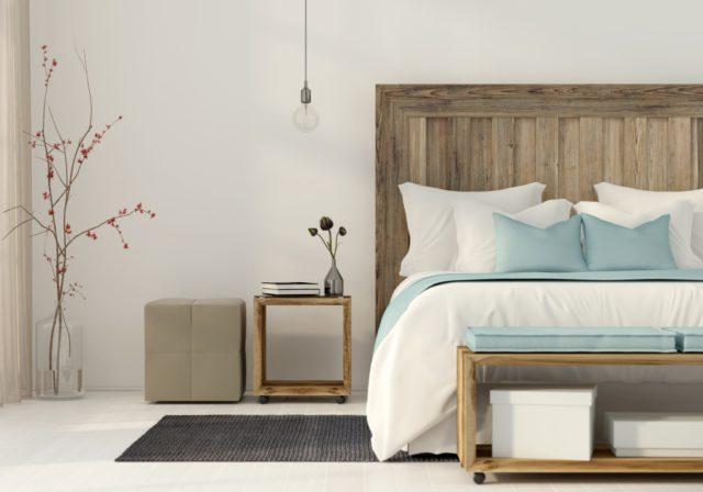 Slaapkamer Inspiratie Landelijk : Je slaapkamer landelijk inrichten ik woon fijn