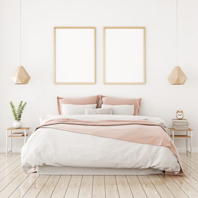 Beste Een kleine slaapkamer inrichten? 10 tips! | Ik woon fijn VQ-53