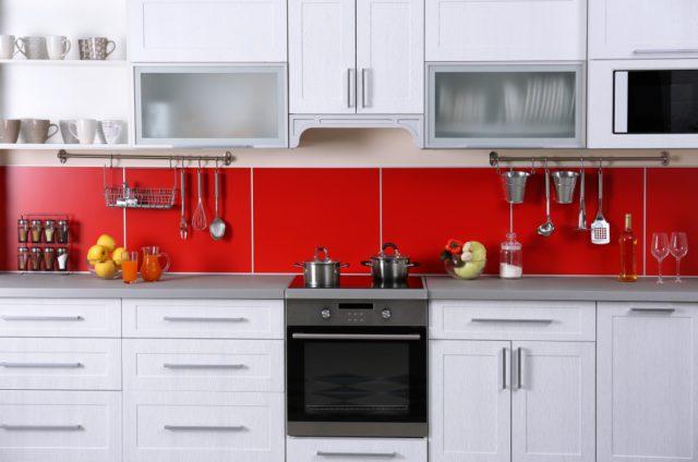 Witte Keuken Schilderen : Meer kleur in je keuken zo kan het ik woon fijn