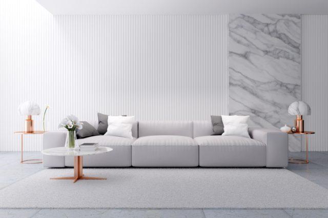 Marmer In Woonkamer : Inspiratie: marmer in je interieur ik woon fijn