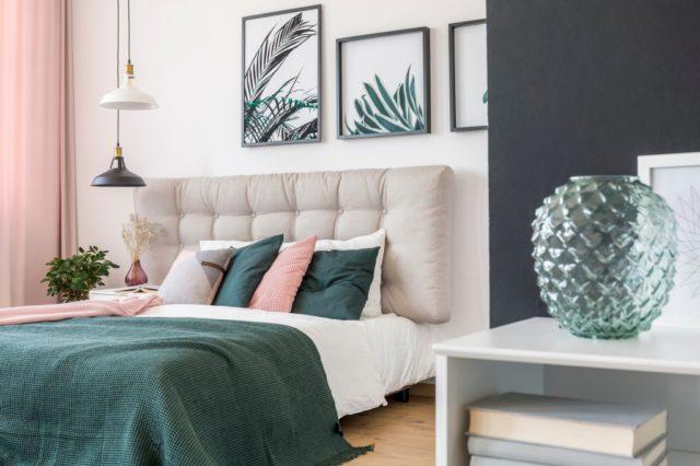 Goede Welke kleuren passen het beste in een slaapkamer? | Ik woon fijn EU-22