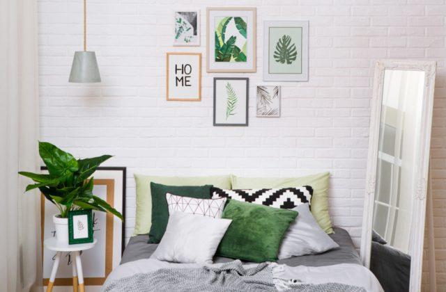 fotomuur slaapkamer