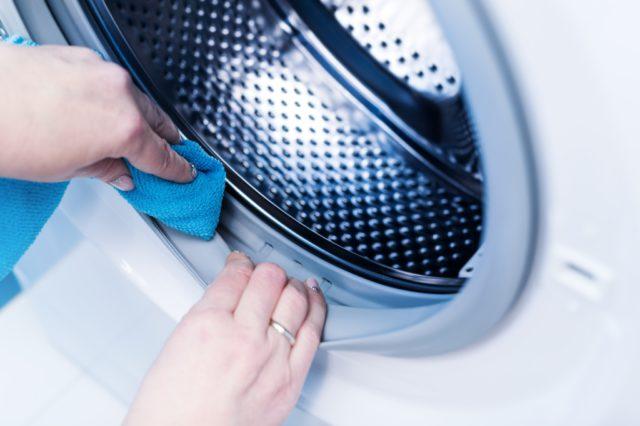 wasmachine rubber