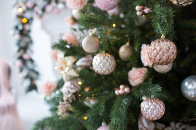 kersttrends roze