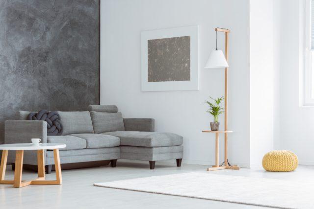 interieur minimalistisch