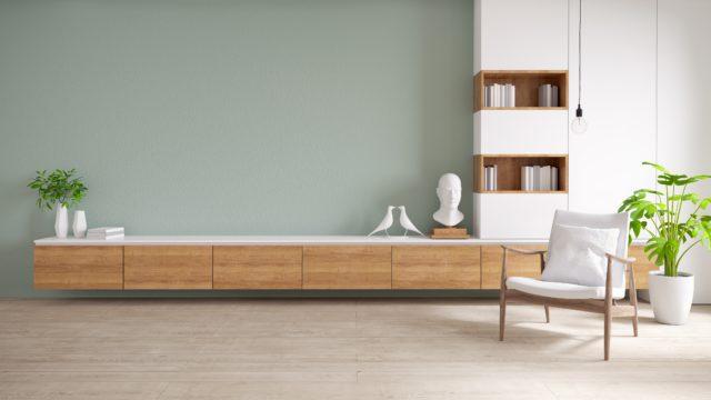 minimalistisch tv meubel