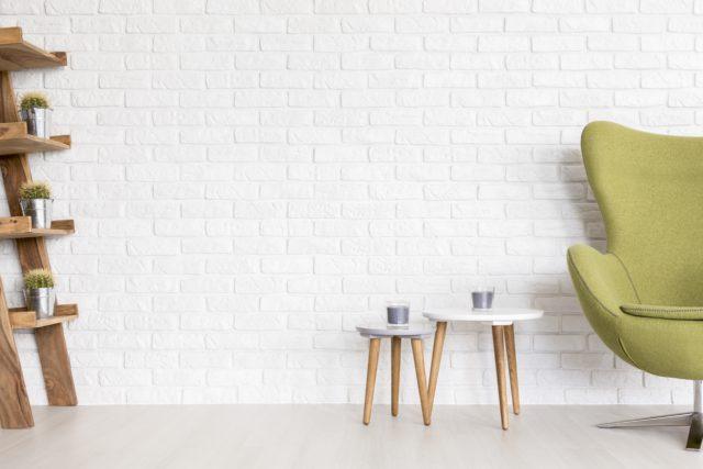 minimalistische inrichting
