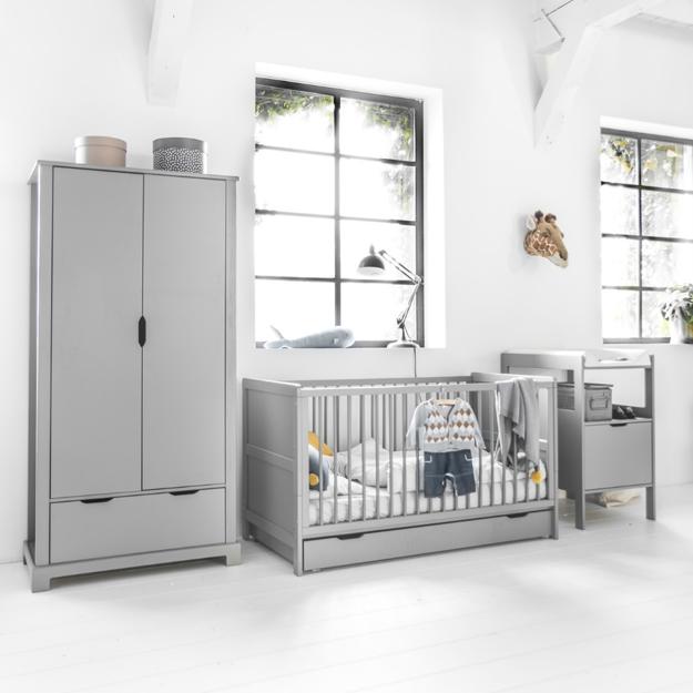 Babykamer indeling