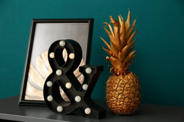 ananas interieur
