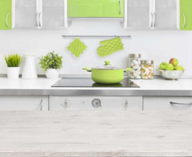 groene keuken accessoires