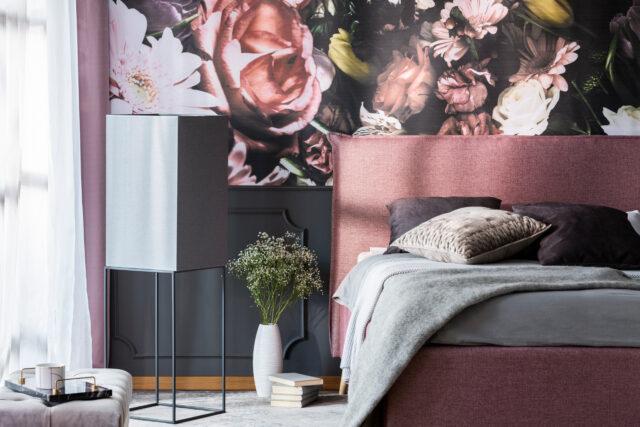 bloemen slaapkamer