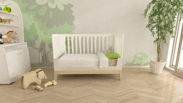 jungle slaapkamer kind