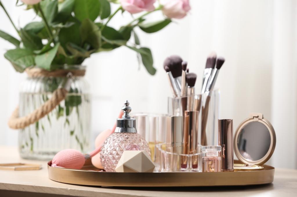 make up opbergen