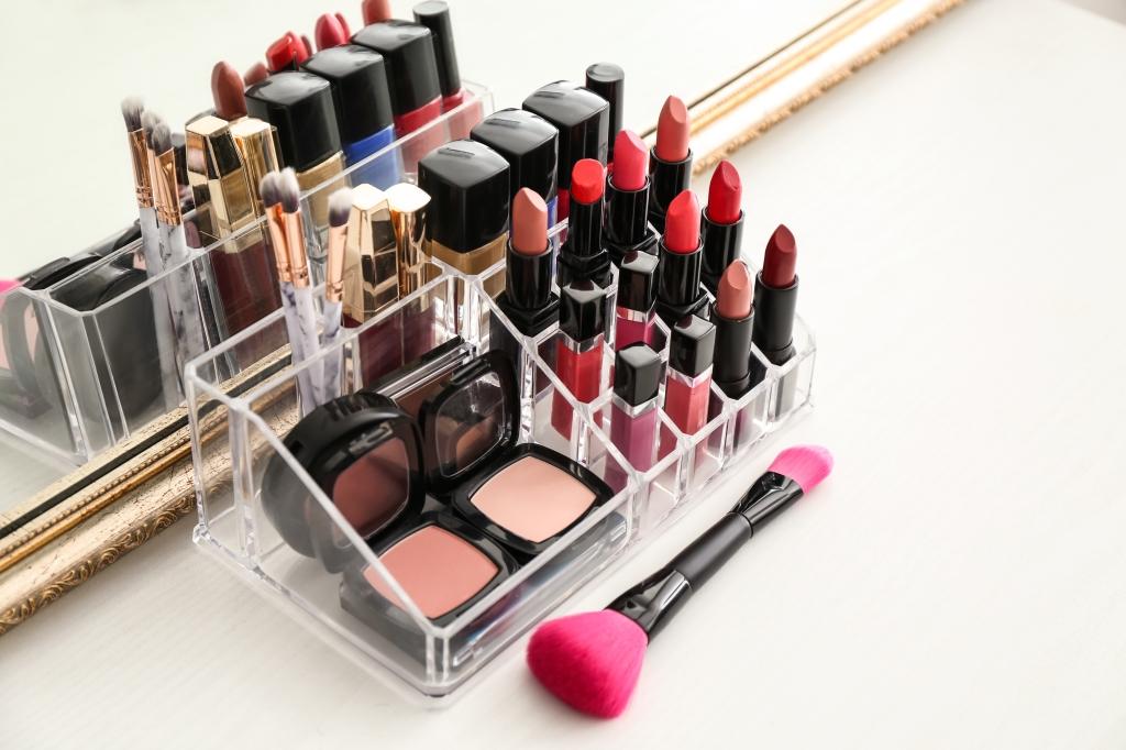 makeup opberger