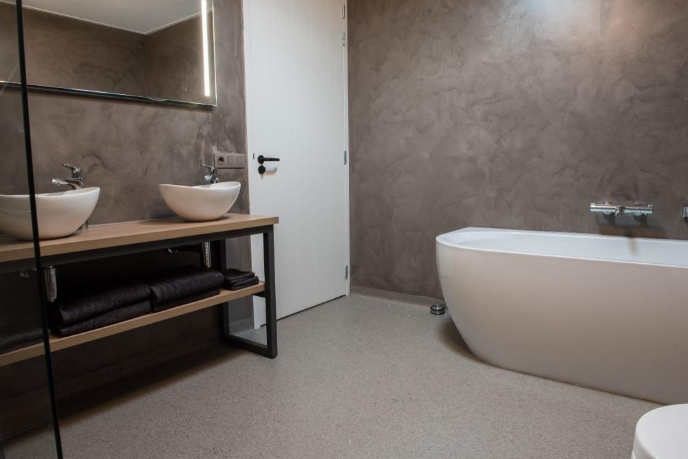 Industriele badkamer trend