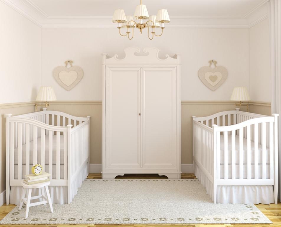 babykamer tweeling inspiratie