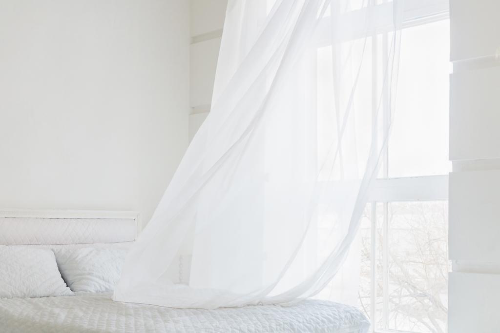 slaapkamer verluchten