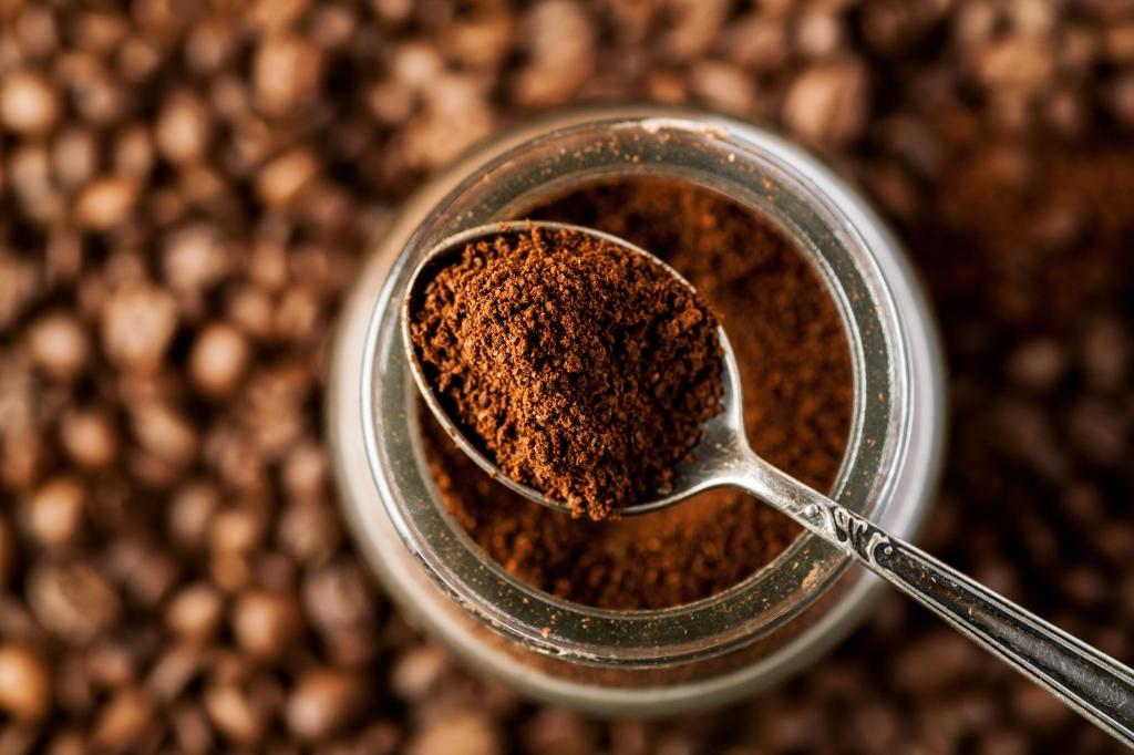 koffiegruis planten