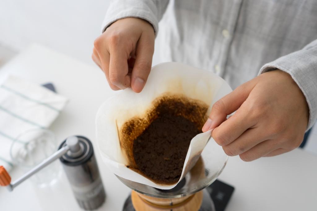 koffiegruis