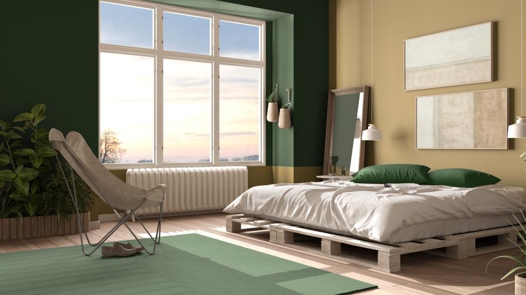 slaapkamer duurzaam