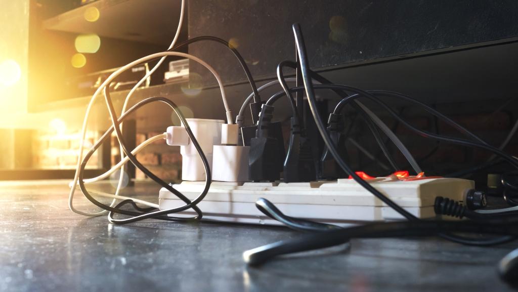 kabels weg werken