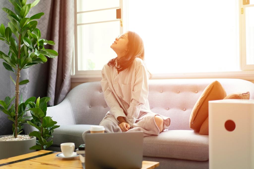 luchtvochtigheid in huis verhogen