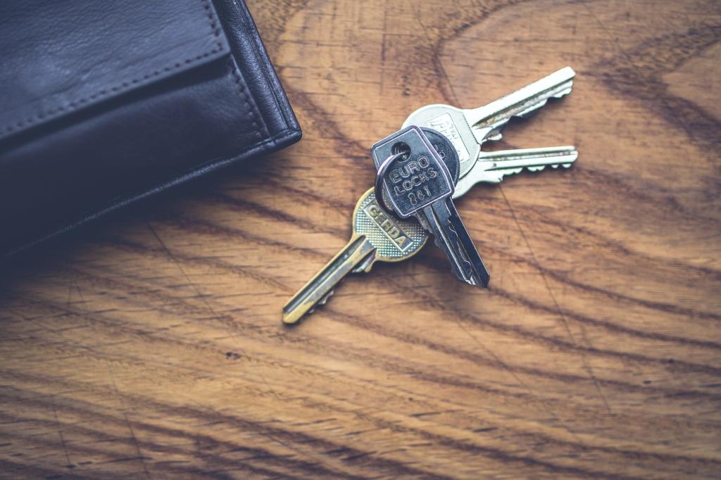 sleutels niet meer kwijtraken