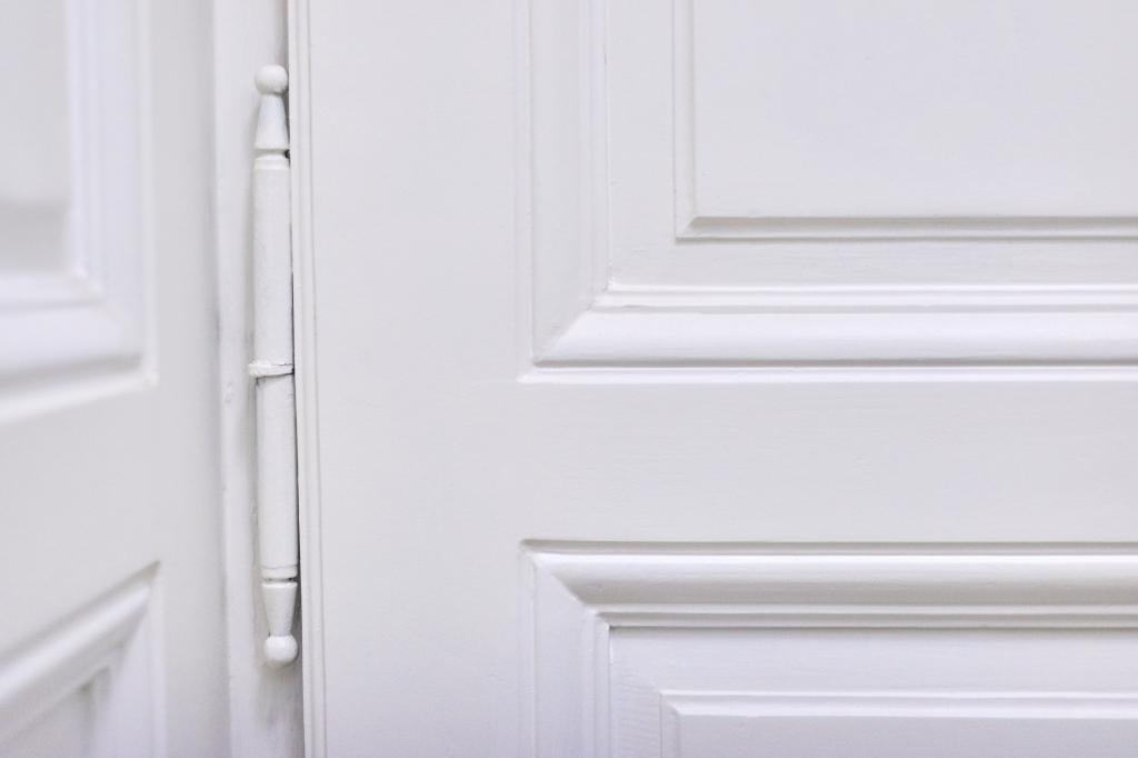 binnendeur aflakken