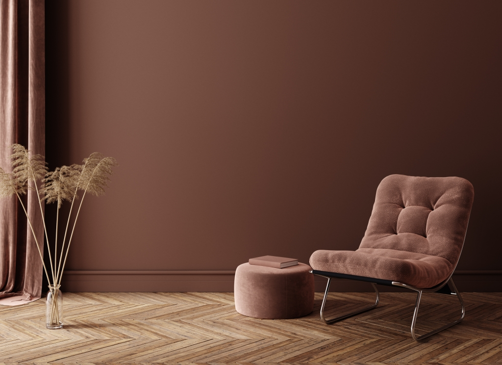 bruin interieur