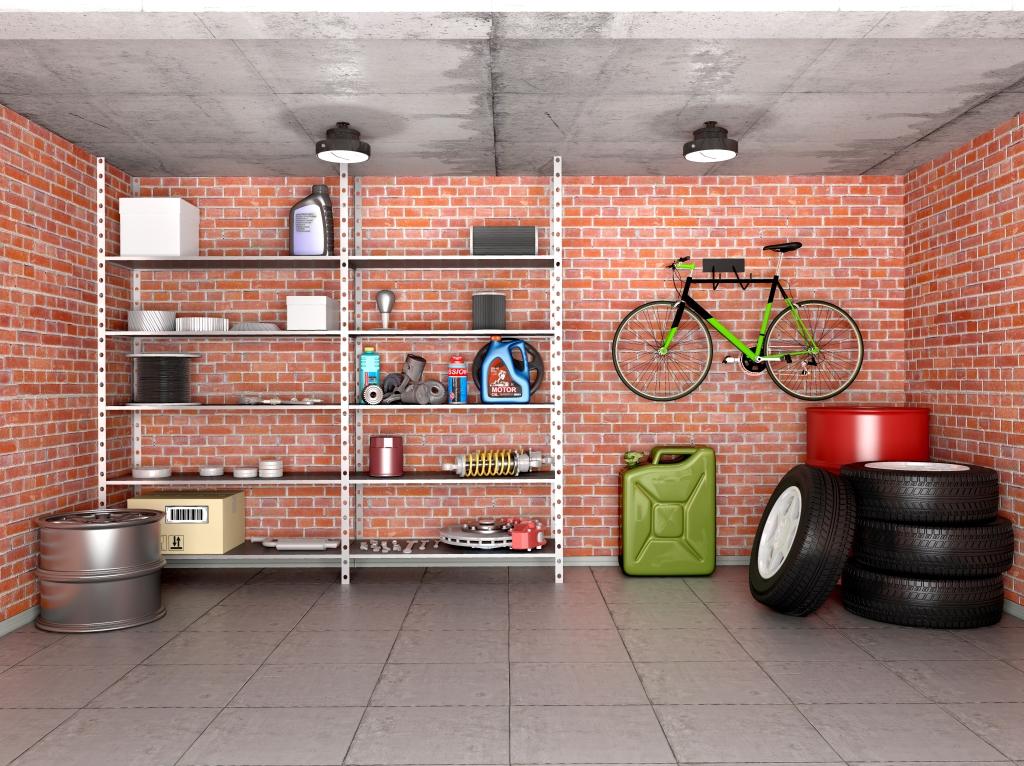 opruimen garage