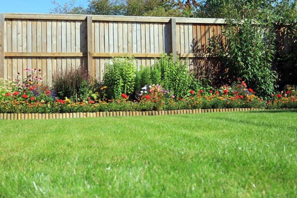 planten border aanleggen