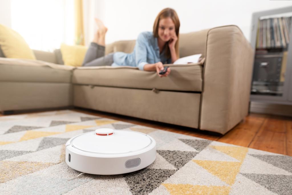 robotstofzuiger voordelen