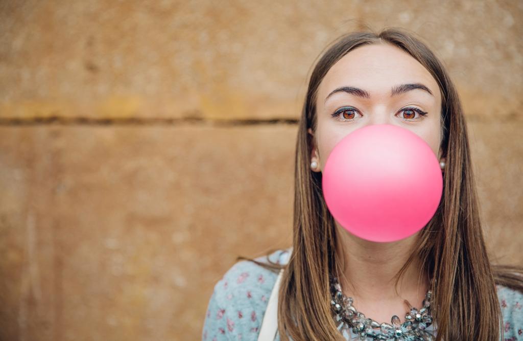 hoe kauwgom verwijderen